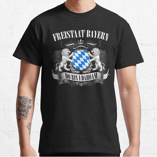 FREISTAAT BAYERN Classic T-Shirt