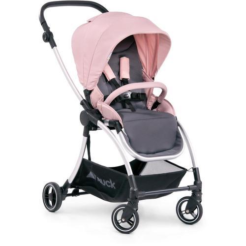 Hauck Sport-Kinderwagen Eagle 4S, pink/grey, mit Tragegurt; Kinderwagen, Buggy, Sportwagen, Kinder-Buggy, Kinderbuggy rosa Kinder Sportkinderwagen Kinderwagen Buggies