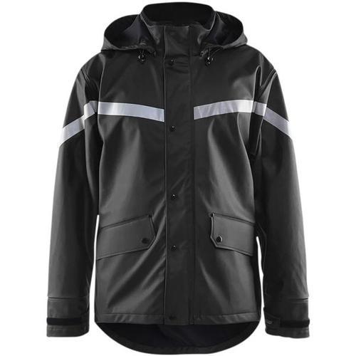 Regenjacke »4305« Größe L schwarz, Blakläder