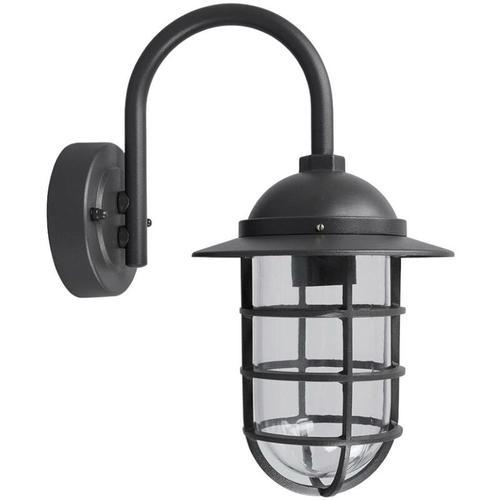 Lindby - Nostalgische Außenwandlampe Naila