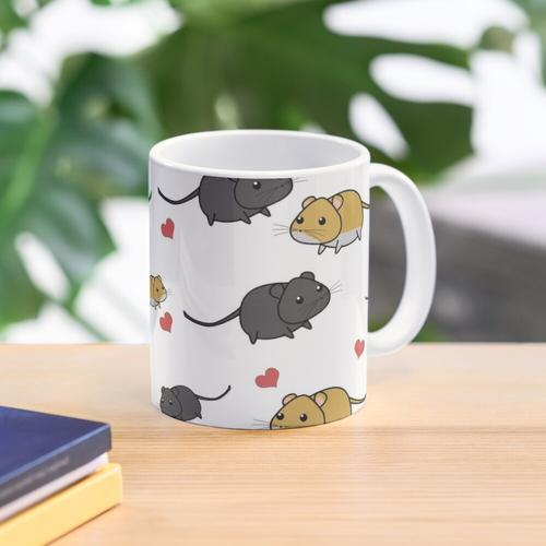 Gerbil Love Mug