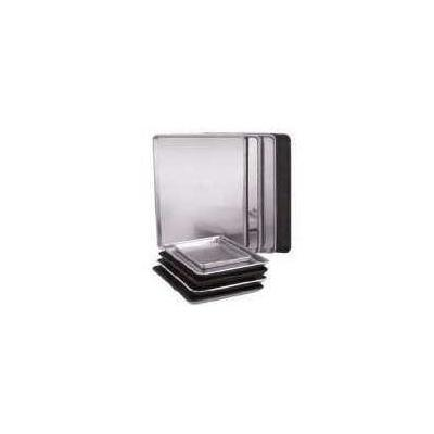 Lincoln 5303P 17-3/4 x 12-7/8 I x 1 in. Perforated Half Size Sheet Pan