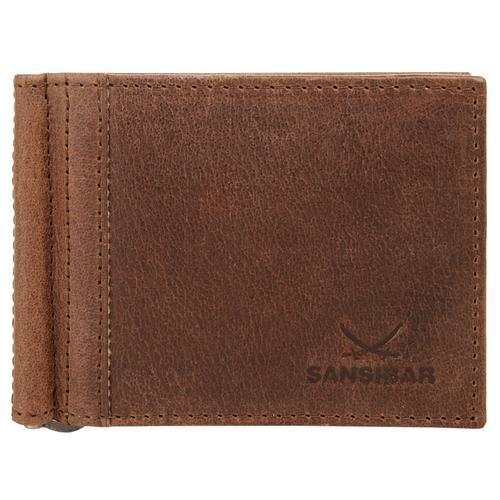 Sansibar Brieftasche, RFID-Schutz braun Taschen Brieftasche Unisex