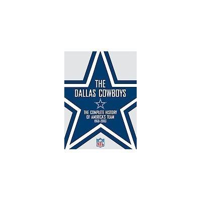 NFL Dallas Cowboys Team History