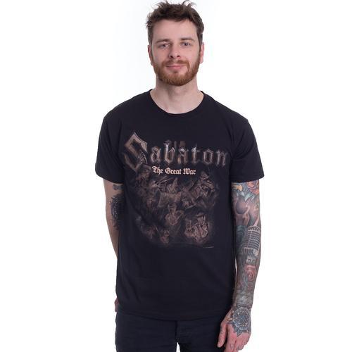 Sabaton - TGW Hatching - - T-Shirts