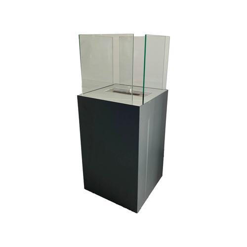 Bio-Ethanol Kamin Cubus 127 cm