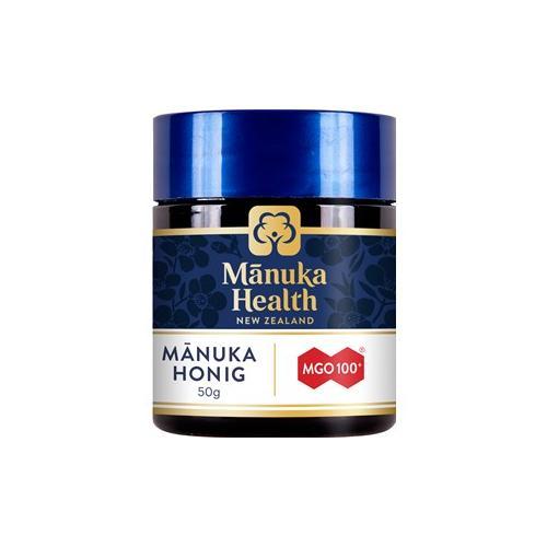 Manuka Health Gesundheit Manuka Honig MGO 100+ Manuka Honig 500 g