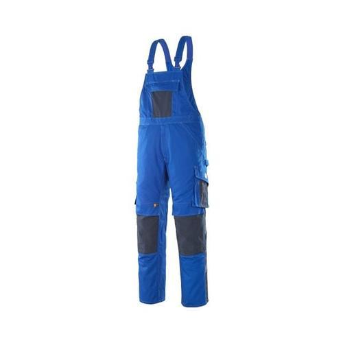 Latzhose »LEIPZIG« Größe 50 blau, Mascot