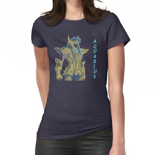 Heiliges Seiya - Ritter des Zodiac-Goldheiligen - Wassermann Frauen T-Shirt