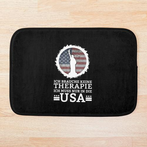 USA Therapie Badematte