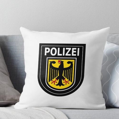 Bundespolizei Kissen