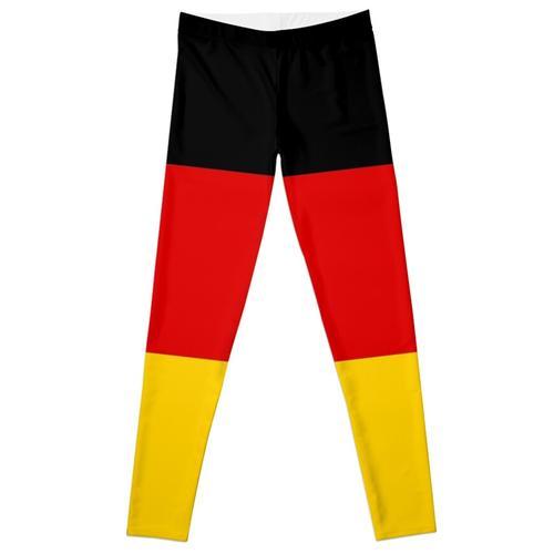 German flag - Flag of Germany Leggings
