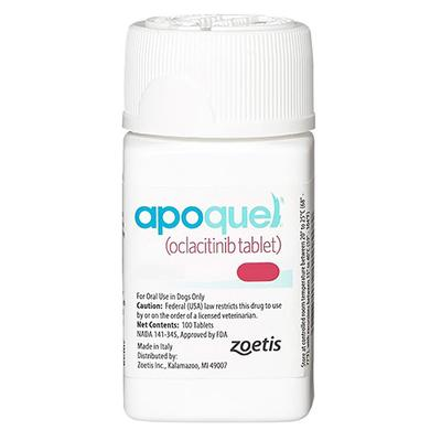 Apoquel For Dogs (5.4 Mg) 20 Tablets
