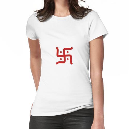 Hakenkreuz Frauen T-Shirt