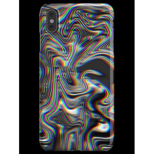 Funkwellen-Reise iPhone XS Max Handyhülle