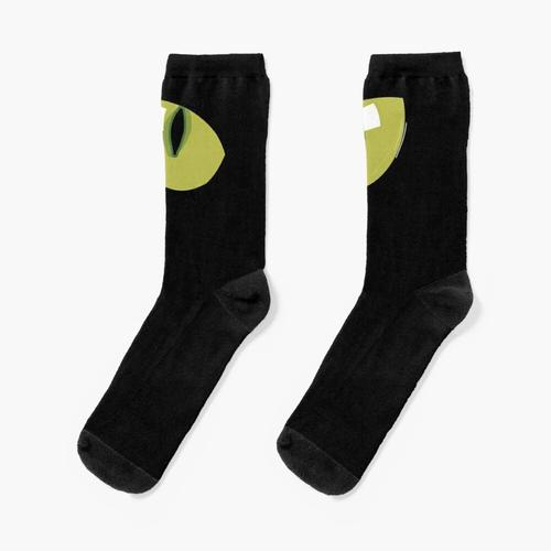 Cat Eye Socken Socken