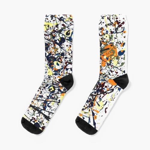 Mijumi Pollock Socken