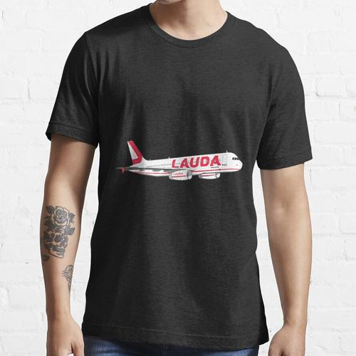 Laudamotion A320 Essential T-Shirt