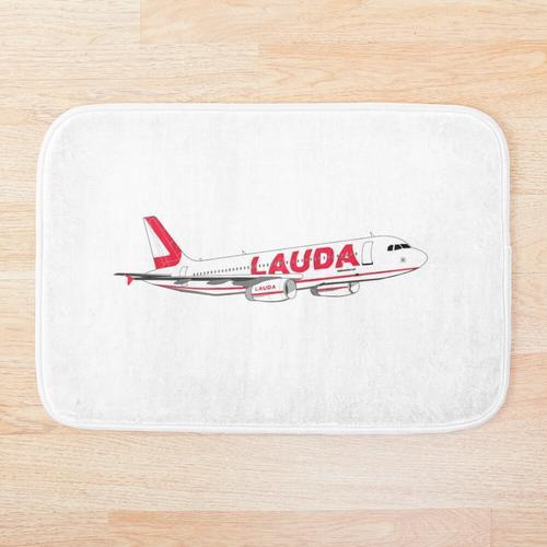 Laudamotion A320 Badematte