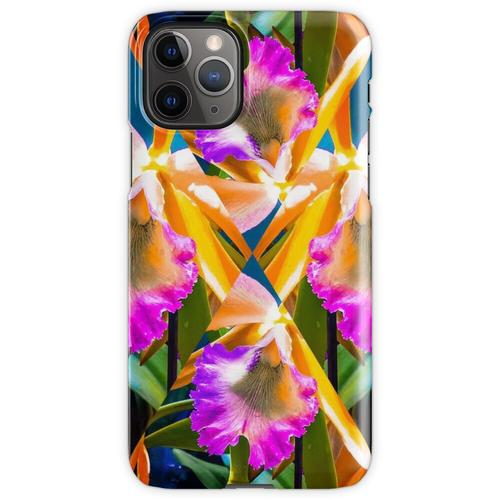 Orchideen Orchideen Orchideen Orchideen iPhone 11 Pro Handyhülle