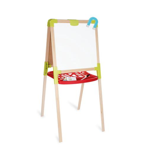 Smoby Holztafel, rot