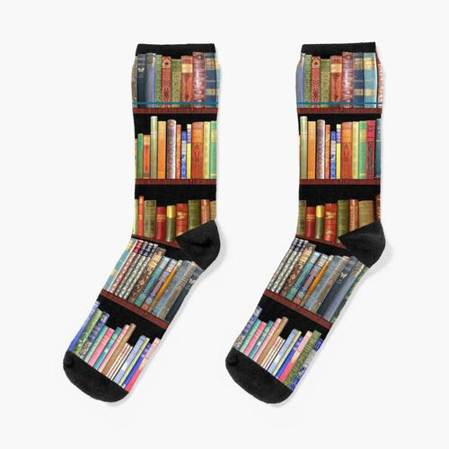 Jane austen antike Bücher, britische antike Bücher Socken