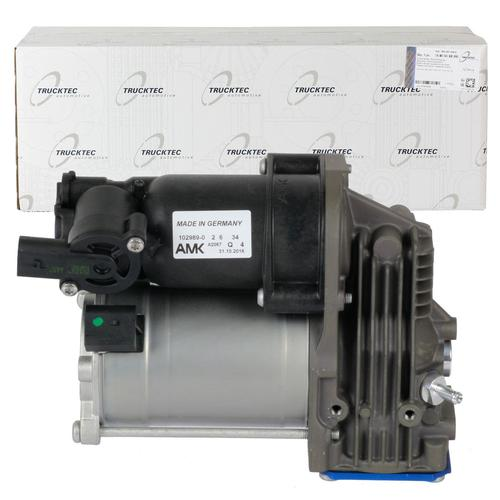 Trucktec Kompressor Inkl. Relais (orginal Amk A2125) Bmw 5er (e61) Kompressor Druckluftanlage Bmw: 37106793778 Bmw: 37106789937 Bmw: 37206792855 Bm