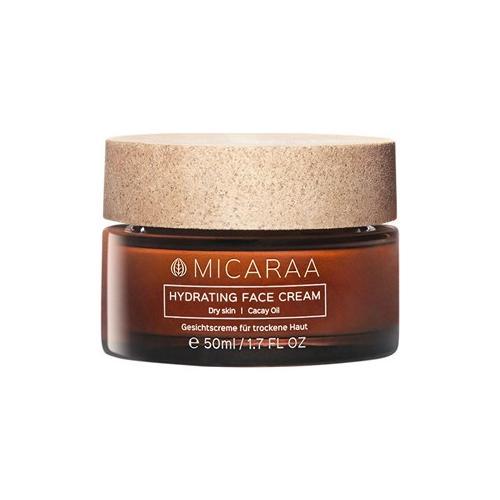 MICARAA Naturkosmetik Pflege Gesichtspflege Natural Face Cream Dry Skin 50 ml