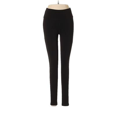 Pop Fit Active Pants - Mid/Reg Rise: Black Activewear - Size Small