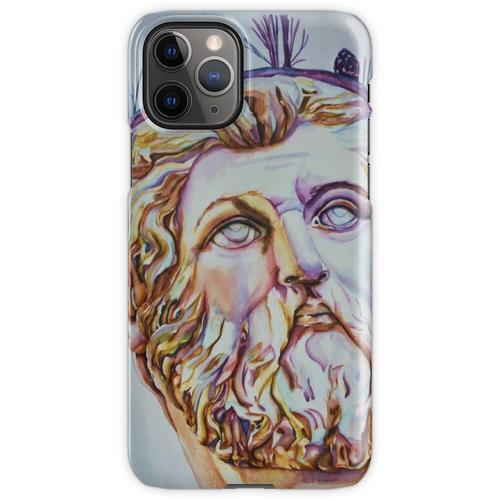 Neptun - Vom Neptunbrunnen, Florenz, Italien iPhone 11 Pro Handyhülle