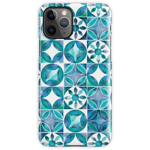 Mediterrane Fliesen iPhone 11 Pro Handyhülle