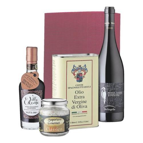 Wein-Geschenk-Set »Schlaraffenland«, Rindchen's Weinkontor