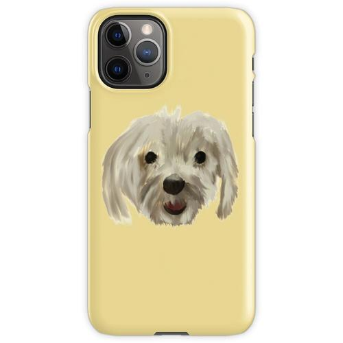 Schnappi der Malteser iPhone 11 Pro Handyhülle