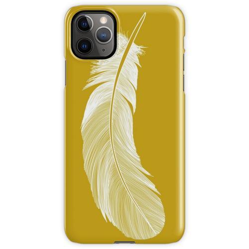 Jacks Federn iPhone 11 Pro Max Handyhülle
