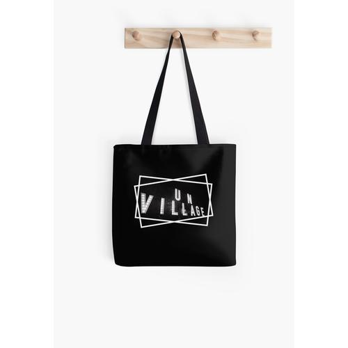 ein Dorftitel Tasche