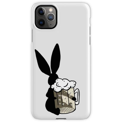 Bierhase iPhone 11 Pro Max Handyhülle