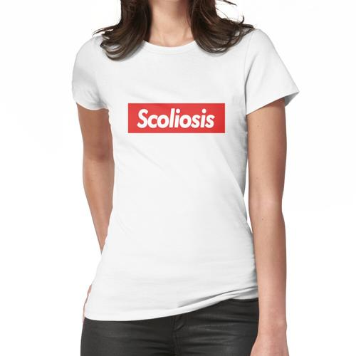 Skoliose Frauen T-Shirt