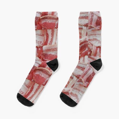 Speck stricken Socken