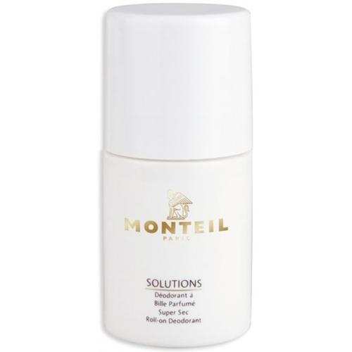 Monteil Deodorant Super Sec Roll-On 50 ml Deodorant Roll-On