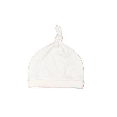 Emile et Rose Beanie Hat: Ivory ...