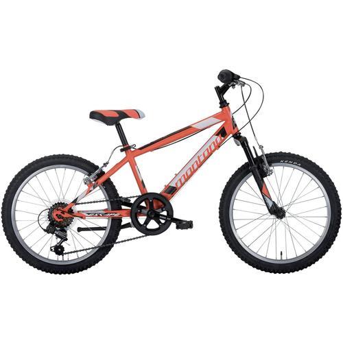 Montana Fahrräder Kinderfahrrad ESCAPE 20, 6 Gang, Shimano, TY-21 Schaltwerk, Kettenschaltung rot Kinder Kinderfahrräder Zubehör