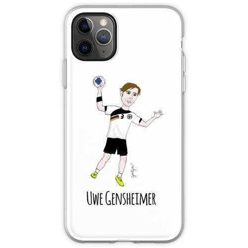 Uwe Gensheimer Flexible Hülle für iPhone 11 Pro Max