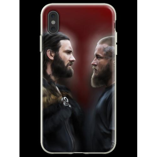 Rollo und Ragnar Flexible Hülle für iPhone XS Max