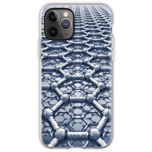 Nanotechnologie Flexible Hülle für iPhone 11 Pro