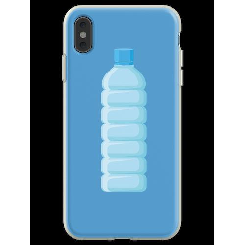 Plastikflasche Flexible Hülle für iPhone XS Max