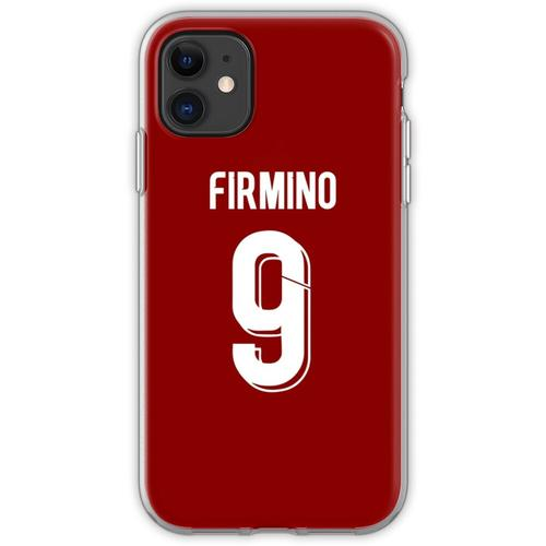 Firmino Liverpool Trikot 19/20 Flexible Hülle für iPhone 11