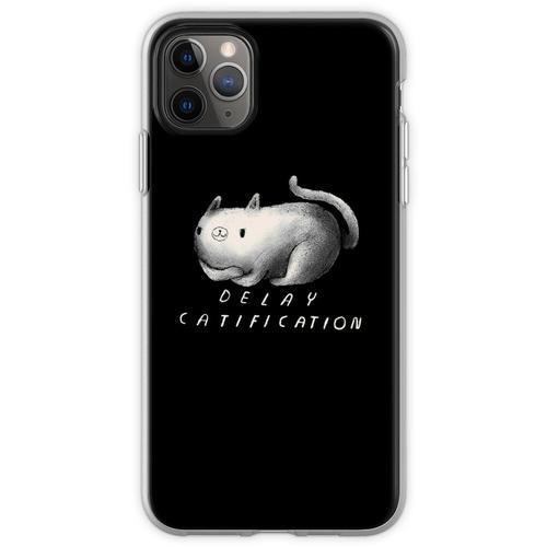 Verzögerung der Katifizierung Flexible Hülle für iPhone 11 Pro Max