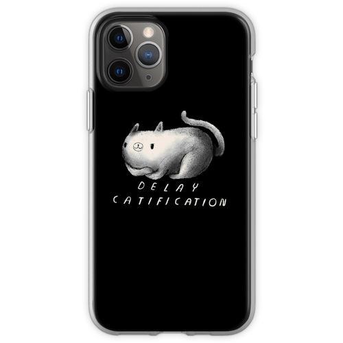 Verzögerung der Katifizierung Flexible Hülle für iPhone 11 Pro