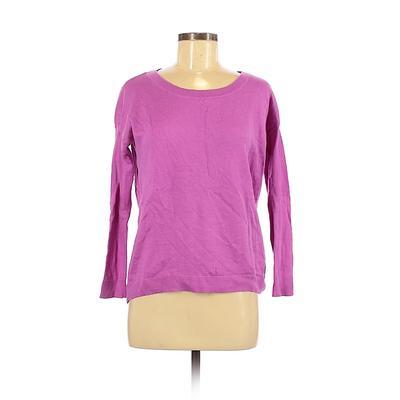 Gap Pullover Sweater: Purple Sol...