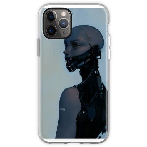 Silikonkopf Flexible Hülle für iPhone 11 Pro